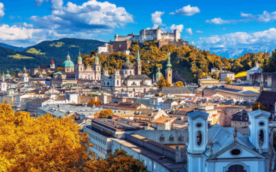 Strehaia – Salzburg