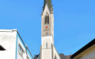 Dumbraveni – Schwanenstadt